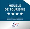 Gîte 4 étoiles - Meublés de Tourisme